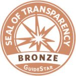 Seal of Transparency w/ GuideStar